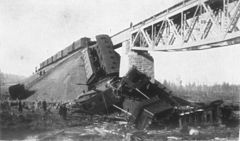 P458a The wrecked train at the bridge over Chitkan.jpg