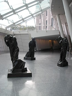 The Brooklyn Museum is one of New York's premier art museums.