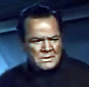 Paul Birch (actor) - Birch in 1958