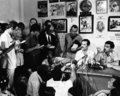 PFLP press conference after Dawson's field hijackings, 15 September 1970.png