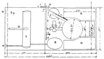 PSM V57 D426 Plan of the steam carriage.png