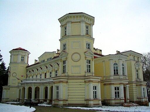 Palac Lubomirskich w Przemyslu3