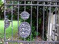 Palast Hohenems Wappen Waldburg am Gittertor.jpg