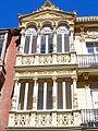 Palencia - Calle Becerro Bengoa nº 5 (fachada en Calle Mayor) 02.jpg