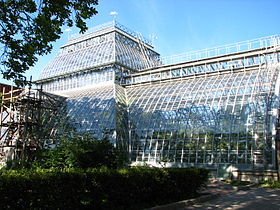Image illustrative de l'article Jardin botanique de Saint-Pétersbourg