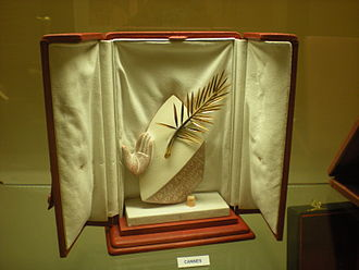Palme d'Or - Palme d'Or awarded to Apocalypse Now at the 1979 Cannes Film Festival