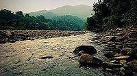 Palpala River near lulung, Similipal National Park.jpg