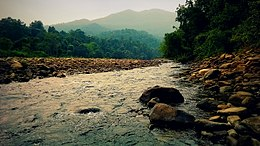 Palpala River near lulung, Similipal National Park.jpg