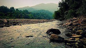 Simlipal National Park - Palpala River near Lulung, Similipal National Park