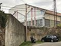 Pamiers, un bâtiment de l'usine sidérurgique (Aubert & Duval).jpg