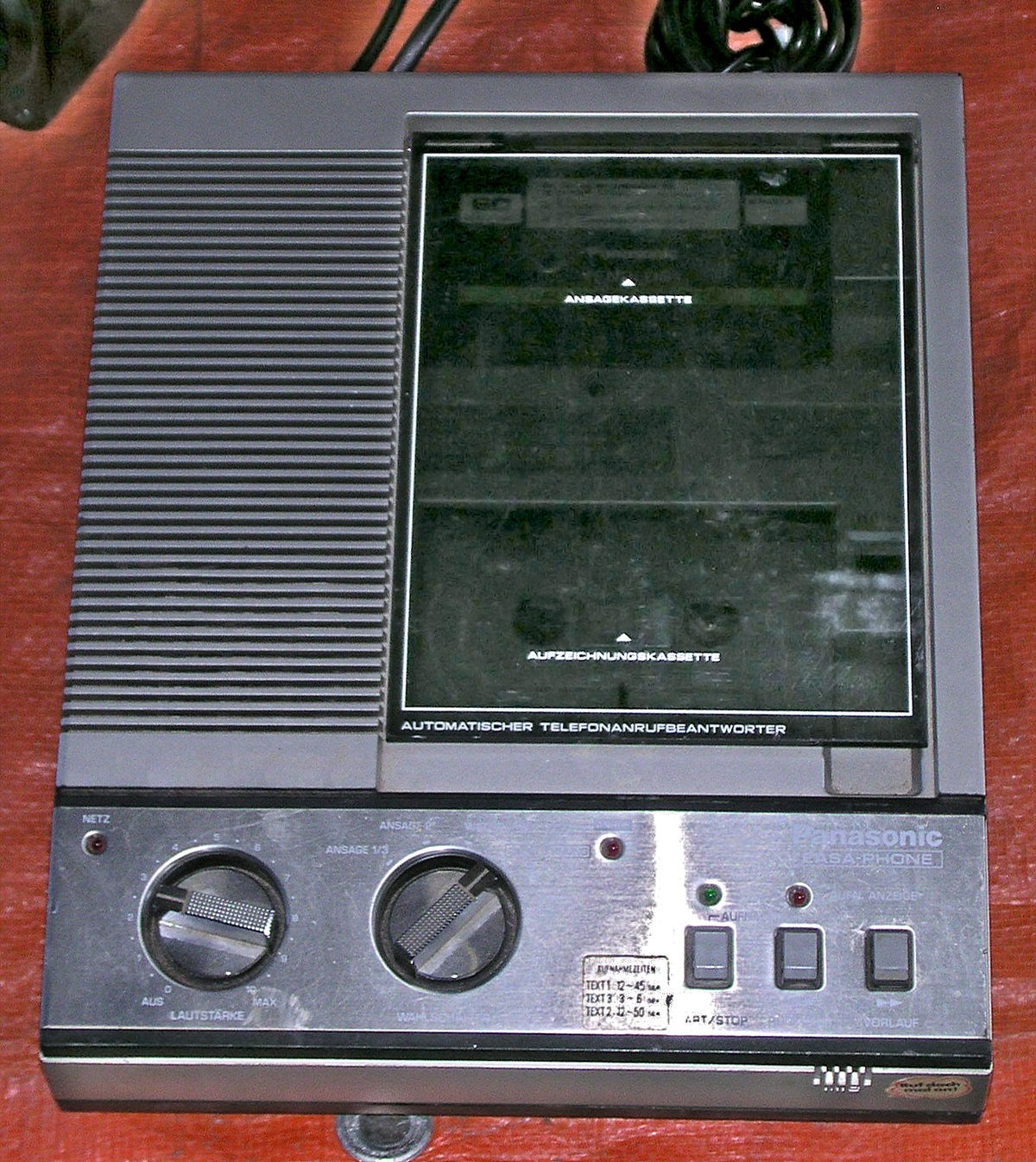 Answering Machine Wikipedia