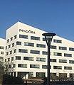 Pandora corporate headquarters in Copenhagen.jpg