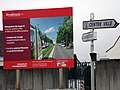 Panneau extension tram A Illkirch 06122014.jpg