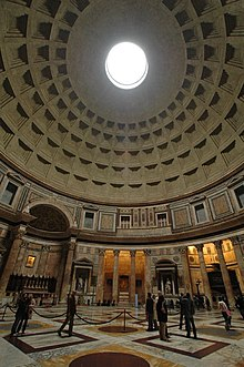 Roman Architecture Domes history of roman and byzantine domes - wikipedia