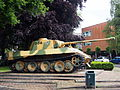 Panther D tank, Wilhelminapark, Breda, pic 1.JPG