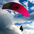 Paraglider 機体はEDELのSPACEである.jpg