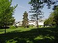 Parc R. Sibille (lycée F. Furet au fond).JPG