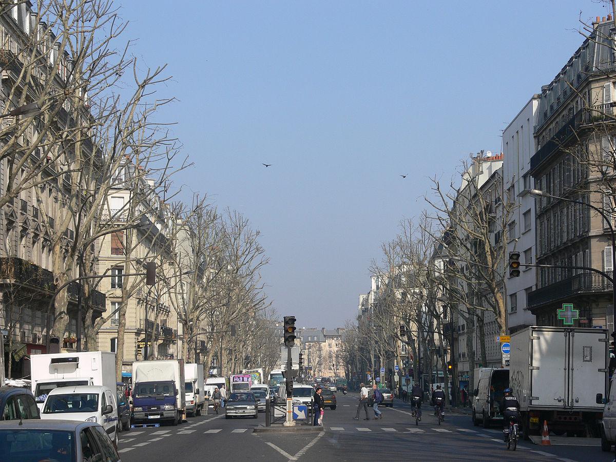 Boulevard ornano wikip dia - La recyclerie porte de clignancourt ...