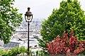 Paris 75018 Square Louise-Michel View looking SE 20100505 (01).jpg