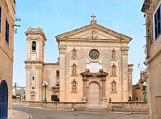 Attard Local council in Central Region, Malta