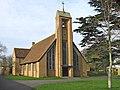 Parish Church of Holy Trinity, Hamp - geograph.org.uk - 1193187.jpg