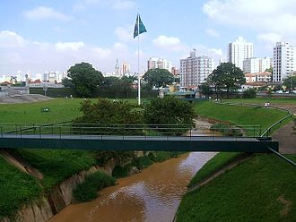 Ipiranga Brook - Image: Parque Independência Riacho do Ipiranga 1