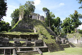 Nakum Mesoamerican archaeological site in modern-day Guatemala