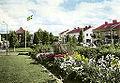Part of the upper square in Åsele, Lappland, Sweden (10852622806).jpg