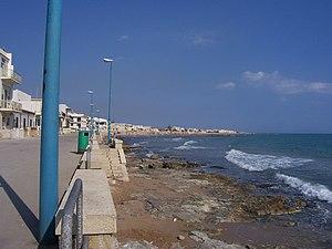 Donnalucata - Image: Passeggiata di donna lucata panoramio
