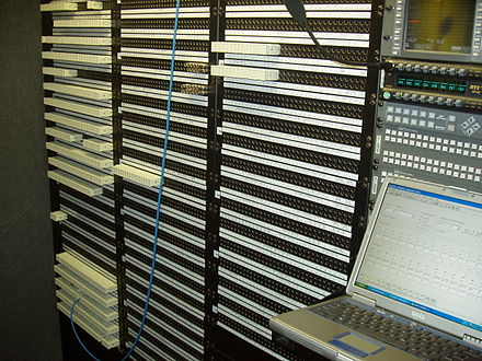 Most production trucks contain a patch panel Patchpanel2.JPG