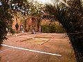 Patio del Parador Nacional de Almagro.JPG