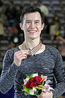 Patrick Chan - 2016 Four Continent Championships - 02.jpg