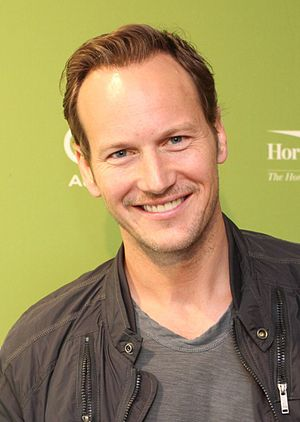 Patrick Wilson (American actor) - Wilson at the Montclair Film Festival in May 2014