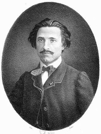 Paul-Jacques-Aimé Baudry - Paul-Jacques-Aimé Baudry, L'Artiste, 1862