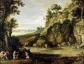 Paul Bril - Mythological Landscape with Nymphs and Satyrs (1621).jpg