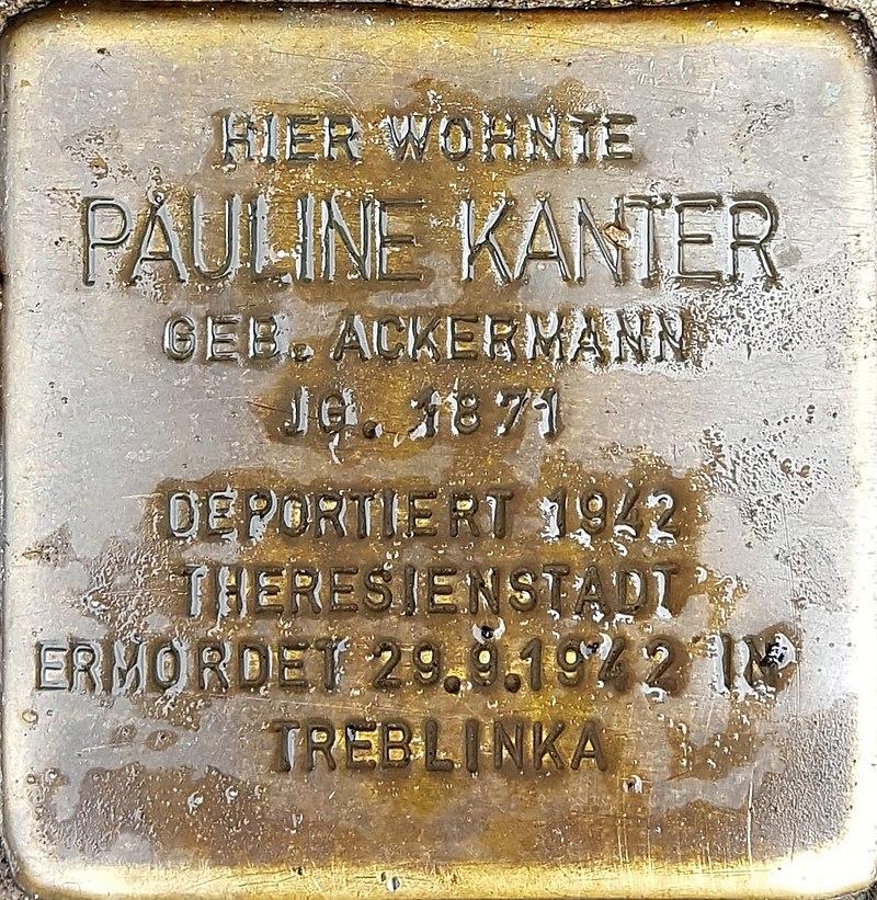 Pauline Kanter, Venatorstr. 1, Wiesbaden-Bierstadt.jpg