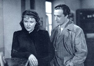 The Sinner (1940 film) - Barbara and De Sica