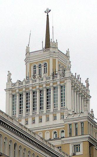 Dmitry Chechulin - Hotel Peking