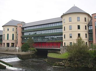 Pembrokeshire County Council - Image: Pembrokeshire county hall