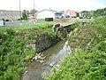 Pennsylvania Canal's Limestone Run Aqueduct ruins.jpg