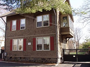Percy W. Bridgman House - Percy W. Bridgman House.