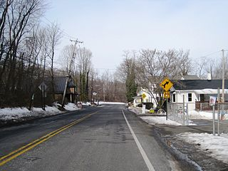 Perrineville, New Jersey Unincorporated community in New Jersey, United States