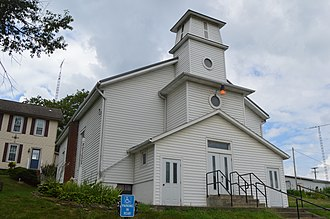 Perryton, Ohio - Perryton United Methodist Church