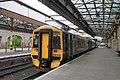 Perth - Abellio 158708 Edinburgh service.JPG