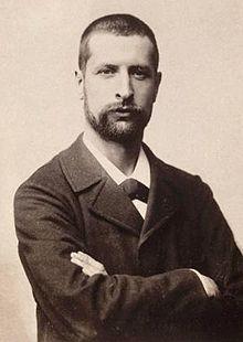 Portrait de Alexandre Yersin