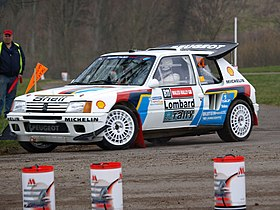 Peugeot 205 Turbo 16 - Race Retro 2008 02.jpg