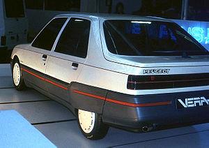 Peugeot 309 - 1982 Peugeot VERA Plus