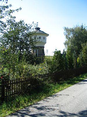 Pfalzfeld - Historical watertower