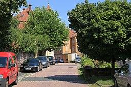 Belremstraße in Pforzheim