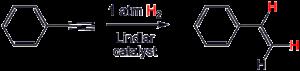 Lindlar catalyst - Image: Ph C2HH2